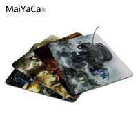Wholesale Pattern Mouse - MaiYaCa Interesting Pattern Warhammer 40 k Designs Mouse Pad Gaming Or Office Mice Play Mats Mouse Pad Gamer Rectangle Mats