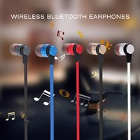 Wholesale iphone battery gold for sale - K9 Bluetooth Headphones Wireless Waterproof Sports Earphones For iPhone Android Smart Phone mAh Battery TF Card Play Bluetooth Earbuds X