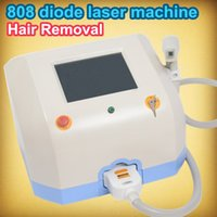 Wholesale high pulse - 2018 Sell Well 808nm Diode Laser Hair Removal laser Machine intensity pulse light laser hair removal with High Quality handle