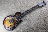 jack de loja venda por atacado-Frete grátis menos jack daniels guitarra padrão de Alta Qualidade custom shop guitarra elétrica