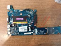 Wholesale motherboard for laptop mini online - 0D596P KIU20 LA P for Dell Inspiron Mini laptop motherboard n270 ddr2 test ok
