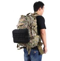 ingrosso borse mediche all'aperto-5 colori Outdoor Militare MOLLE Admin Pouch Tactical Pouch Multi Kit medico Borsa Utility Pouch Outdoor Camping Caccia Borsa CCA10374 30 pz