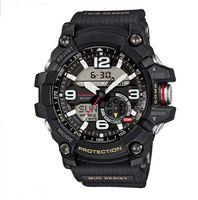 frete grátis com relógio de pulso venda por atacado-G G1000 GG1000 homens relógios de luxo dos homens assistir LED cronógrafo todos função trabalho chocante à prova d 'água big bang relógio de pulso Frete Grátis