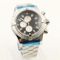 Wholesale 48mm Quartz - luxury brand watch men 48mm Quartz watch tick movement stainless steel AAA Watch model battery watches 1