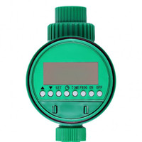 Wholesale electronics timers online - Home Automatic Irrigation Watering Flower Control Timer Electronic Sprinkler Patio Lawn Garden Solenoid Valve Intelligent Portable xh bb