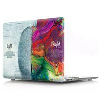 macbook air pro 13 venda por atacado-Macbook Air 13 Polegada Caso, Criativo Cérebro Protetora De Plástico Shell para Macbook 12