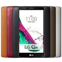 3gb ram phone оптовых-Восстановленный оригинальный LG G4 H815 H811 H810 5.5 дюймов Android 5.1 Hexa Core 3 ГБ оперативной памяти 32 ГБ ROM 16MP 4G LTE разблокирован мобильный телефон бесплатная почта 1 шт.