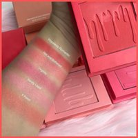 Wholesale Natural Rate - Free Shipping by ePacket New Makeup Face Blush 5 different colors Pressed Blush Powder X Rated BARELY LEGAL VIRGINITY HOPELESS ROMANTIC