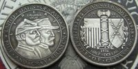 Wholesale Usa Arts - USA 1936 CIR and UNC Battle of Gettysburg Anniversary COMMEMORATIVE HALF DOLLAR COPY COIN FREE SHIPPING