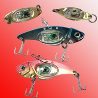 Wholesale fishing lure kits for sale - Dr Fish Fishing Lures Kit LED Lighted Bait Flasher Saltwater Freshwater Bass Halibut Walleye Lures Attractant Offshore Deep Sea Dropping