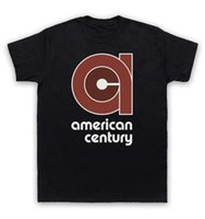 Wholesale Vinyl Printed Labels - Vinyl T Shirt American Century Record Label