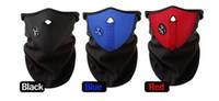 esporte aquecedor lenço lenço venda por atacado-Novos Esportes Ao Ar Livre de Lã Máscara Facial Snowboard Ski Snowboard Hood Windproof Pescoço Da Motocicleta Quente Ciclismo Cap Chapéu Bicyle Lenço Térmico