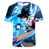4ff409091a5e Japanese Anime T Shirts Men Super DBZ Vegeta T-Shirt Dragon Ball Super  Saiyan Goku Tshirt Cosplay Costume DragonBall Z Camiseta