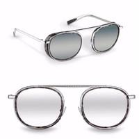 quadros modernos venda por atacado-Novos designer de moda óculos de sol para homens LANAI pequeno quadro moderno e street design estilos uv400 lente óculos de proteção ao ar livre