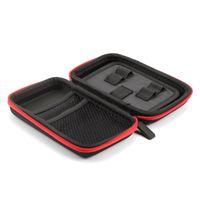 Wholesale X9 Atomizer Coil - Coil Father 10pcs lot Vape Pocket X9 Vapor Bag Easy To Carry For Electronic Cigarette RTA RBA RDA Mod Kit DIY Atomizer Tool