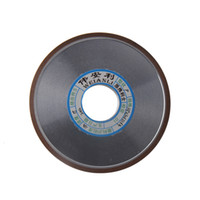 Wholesale grinding abrasive wheel - Freeshipping Diamond Grinding Wheel 125*10*32*4mm Grinding Disc 150 180 240 320 Grits Diamond Wheel Polishing Abrasive Tools 1pc