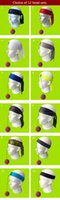 Wholesale Speed Training Equipment - Reaction magic ball The head wears a fight ball Pressure relief home boxing training equipment Boxing Speed ball