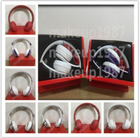 Wholesale Quality SoL3 Wireless Headphones Stereo Bluetooth Headsets earbuds with Mic Earphone Support TF Card For iPhone Samsung So3