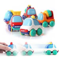 Wholesale toddler toys girl for sale - Toyroyal Baby Inertia Vehicles Push and Go Toddlers Mini Friction Plastic Powered Car Toys Gift for Children Kids Boys and Girls