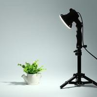 фотография с мягким освещением оптовых-ТИЦ 1 шт. стрелять фото лампы светодиодные лампы студия фотографии свет лампы портрет софтбокс заполнить свет лампы и 37 см свет стенд