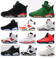 Wholesale chrome shoes resale online - High Quality s Black Infrared M Reflect Carmine UNC Basketball Shoes Men Toro Hare Oreo Maroon Tinker Low Chrome Sneakers With Box
