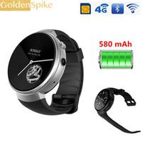 gegenüber 4g großhandel-2018 neue z28 4g smart watch android 7.0 1 gb 16 gb 580 mah gps wifi hand kostenlos anrufen smartwatch pulsmesser schrittzähler für oppo