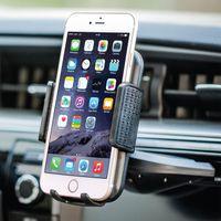 galaxy s5 araba sahibi toptan satış-Smartphone araç Montaj Tutucu Cradle iPhone serisi ile Uyumlu Samsung Galaxy S6 S5 S4 LG Nexus Oğul
