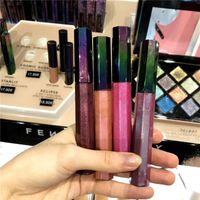 Wholesale Glittered Lips - Fenty Beauty BY Rihanna COSMIC GLOSS Lip Glitter Lipgloss 4 Colors Beauty Lip Makeup,DHL Free Shipping