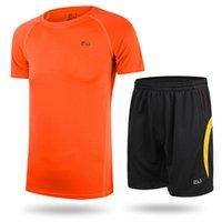 ropa pastoral al por mayor-Pastoral Life Nueva ropa de secado rápido running running sportswear running transpiration sport sport de manga corta