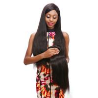 6a saç ürünleri toptan satış-En ucuz 6A Malezya doğa saç düz uzatma 1.5 oz / paket 1 adet Rosa saç ürünleri Malasian doğa saç örgü satışa 1 parça için