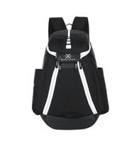 mochilas de qualidade à venda venda por atacado-Venda quente marca designer de basquete mochila de alta qualidade homens e mulheres elite saco grande capacidade estudante saco de viagem mochila frete grátis