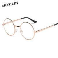 bild ebenen großhandel-MOSILIN DH Auge Bilderrahmen Mode Männer Und Frauen Eine Brille Europäischen Trend Plain Glass Brillengestell Trendsetter Notwendig