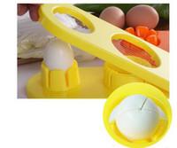 Wholesale egg slicer cutter for sale - Group buy new practical in1 Cut Multifunction Kitchen Egg Slicer Sectioner Cutter Mold Flower Edges kitchen dining bar cooking tools