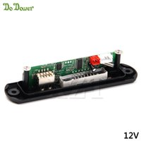 Wholesale Music Boards - High Quality TF Radio MP3 Decoder Board 5V Audio Module for Car Remote Music Speaker DC 5V Micro USB Power Supply