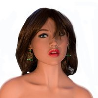 Wholesale entity sex love doll - Mannequin Sex Doll Real Female Low Price Love Entity Doll Tanned Skin TPE with Skeleton for Men Masturbation