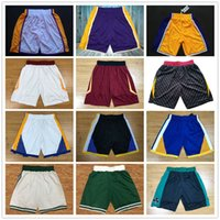 Wholesale high waist pants cheap - New Mens Basketball Shorts Breathable Movement Summer Pants Curry Irving Shorts High Quality Cheap Sale For Male
