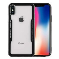 Wholesale Newest Arrival Soft Clear Cases For IPhone XR XS MAX Plus S For Galaxy Note S9 Plus S8 Cradle Design OM U4