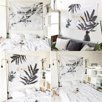 Wholesale hot pink beds for sale - Decorative Tapestry Beach Towel Painting Wall Hanging Home Furnishing Series For Living Bed Room Outdoors Carpets Hot Sale ml V