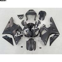 parte de la motocicleta del cuerpo al por mayor-Matte Black Motorcycle Fairings Kit de piezas de trabajo del cuerpo para 1998 1999 Yamaha YZF-R1 YZF R1 98 99