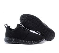Wholesale olympics opening - 02Popular classic running shoes men, women, black low boots, lightweight London Olympic casual shoes, sports shoes size 36-45