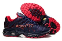 Wholesale Blue Sky Points - New Tn Shoes Men's Sneakers Breathable Shoes Casual Running Shoes Man Zapatillas New Arrival 20 Colors 40-46
