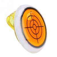 mark golf topu toptan satış-Plastik Hafif Golf Yamaç Koyarak Yardımcı Seviye Okuma Golf Topu marker ile Şapka Klip Seviye Işaretleri Burcu Aracı Eğitim Yardımları
