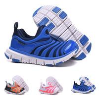 dinamo serbest toptan satış-Nike air Dynamo Free (TD) Ucuz Çocuklar Sıcak Yeni 12 Ayakkabı Dynamo Ücretsiz Çocuk Retro Basketbol Ayakkabıları Erkek Kız 12 s Toddlers için Atletik Ayakkabı ...