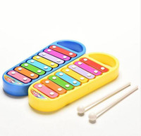 Wholesale hottest toddler toys for sale - Hot Sale Learning Education Cute Note Xylophone Preschool Toddler Toy Musical Instruments For Children
