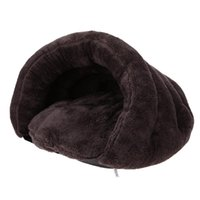 Wholesale Soft Pet Dog Nest Puppy - China house Suppliers Puppy Pet Bed Warming Dog House Soft Winter Warm Nest Kennel Cat Pet Beds Warm Cushion
