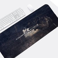 jogos globais venda por atacado-Congsipad 11 Tamanho Grande Mouse Pad Pc Tablemat Csgo Counter Strike Global Ofensiva Hot Game Gaming mouse Esteira para Gamer Cs Ir Fãs