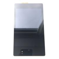 reemplazo del panel lg al por mayor-NUEVA pantalla LCD Pantalla táctil de reemplazo Paneles digitalizadores con ensamblaje para LG Google Nexus 7 2do 2013 FHD ME571 ME571K Negro DHL logística