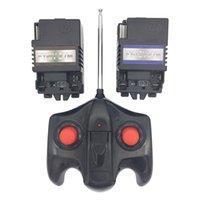 детские игрушки для мальчиков оптовых-Детский электромобиль 27 МГц с дистанционным управлением и приемником FY-27M-12V, Детский электромобиль с пультом дистанционного управления -12V / 6V