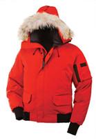 ingrosso migliori cappotti di marca di marca-Chilliwack Marca top copia uomo Inverno giacca da uomo sottile Giacca Inverno Migliore qualità Calda Plus Size Man Down parka Cappotto artico