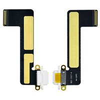 Wholesale Ipad Mini Oem - 30PCS For iPad mini 1 2 for iPad 2 3 4 OEM New USB Charger Charging Dock Port Connector Flex Cable Ribbon Replacement free Shipping